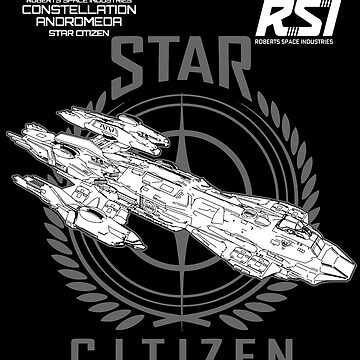 CONSTELLATION ANDROMEDA Star Citizen by zRiSes