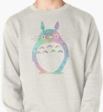 Watercolor Totoro Pullover