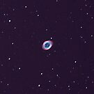 m57 ring nebula by 3rdrock