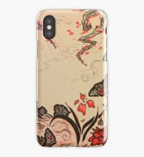 Nature (Asian Inspired) iPhone Case/Skin