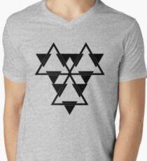 Battlestar Men's V-Neck T-Shirt