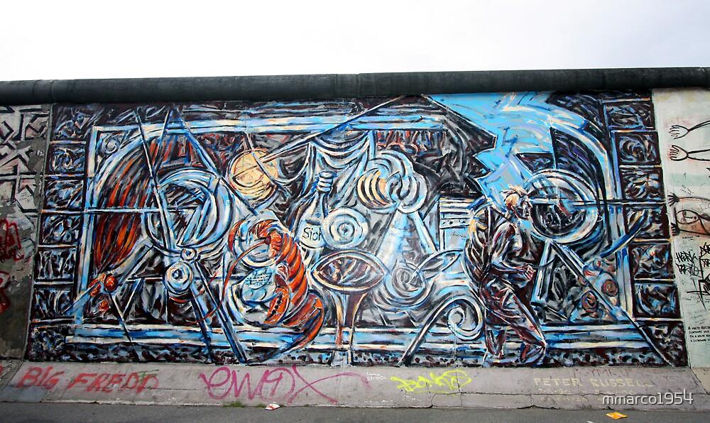 Berlin - East Side Gallery  by mmarco1954