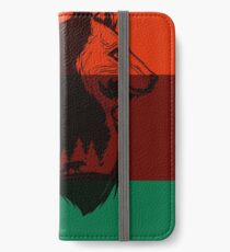 Bear Flag Forever 2 iPhone Wallet/Case/Skin