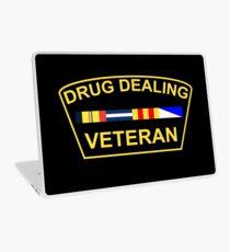 Drug Dealing Veteran Laptop Skin