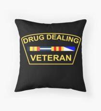 Drug Dealing Veteran Floor Pillow