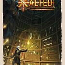 Exalted Cover Art: Arms of the Chosen by TheOnyxPath