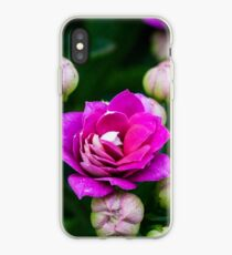 Bright Pink Flowers iPhone Case