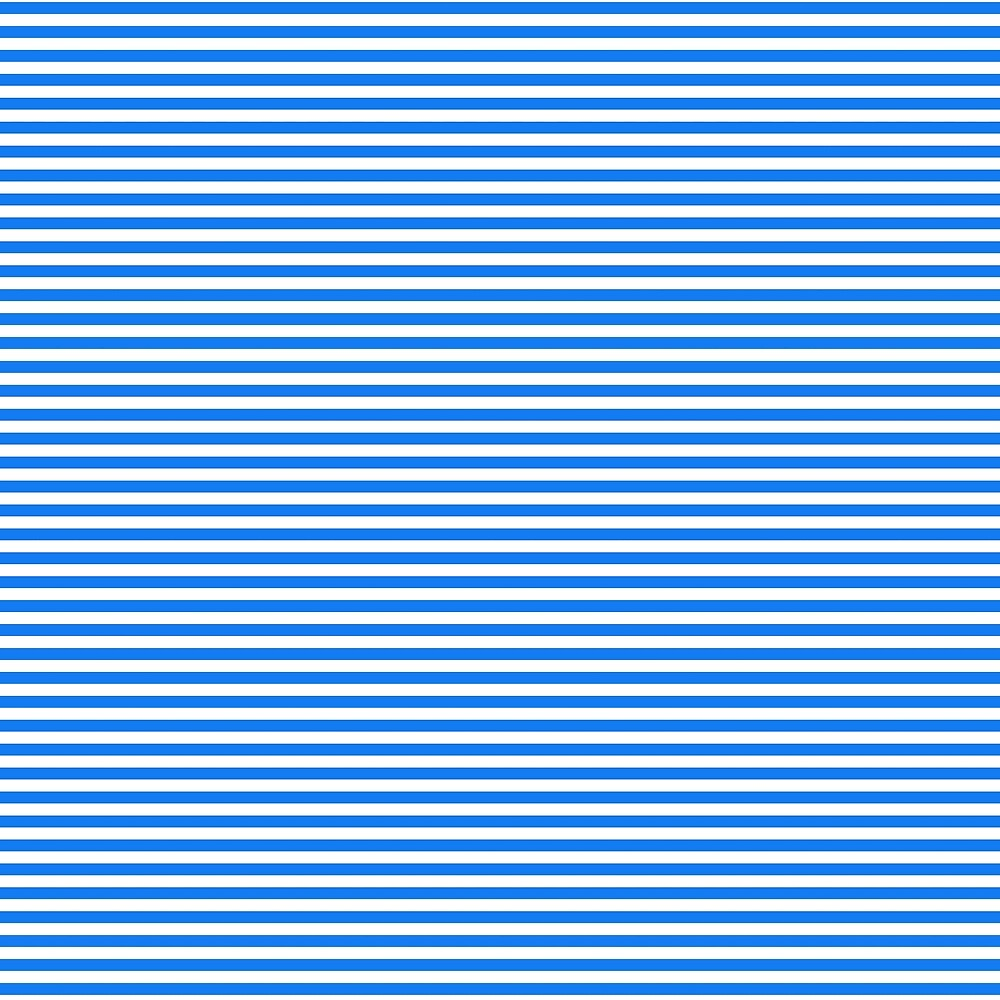 TINY STRIPE ((true blue)) by avalonandaiden