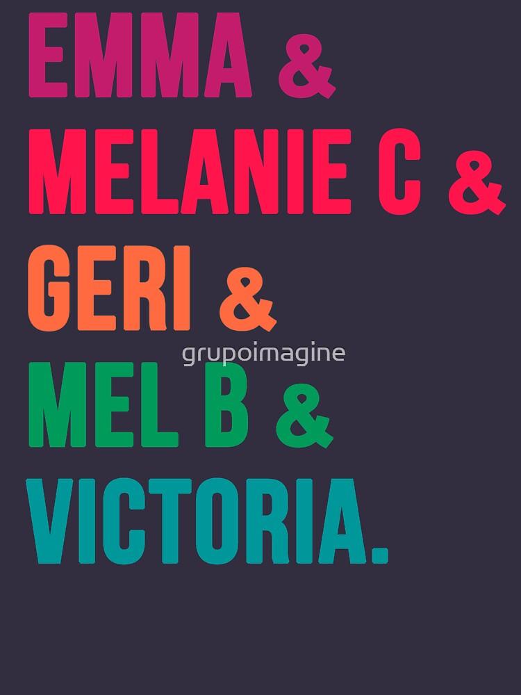 Spice Girls by grupoimagine