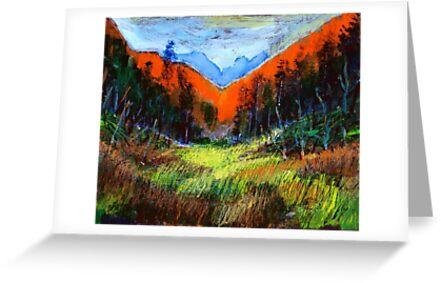 Mountain Meadow / Dennis Weber of ShreddyStudio by DennisWeber