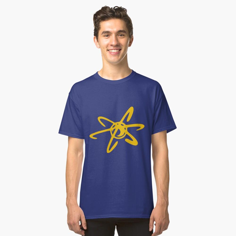 Jimmy Neutron Genius Boy Classic T-Shirt Front