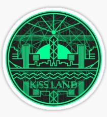 The Weeknd - Kiss Land Sticker
