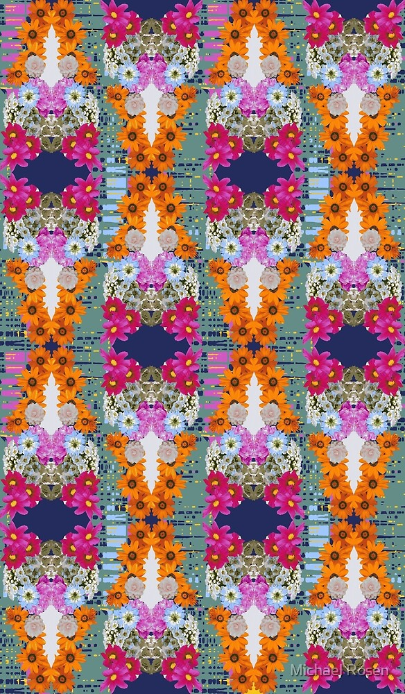 Floral Repeat by Michael Rosen