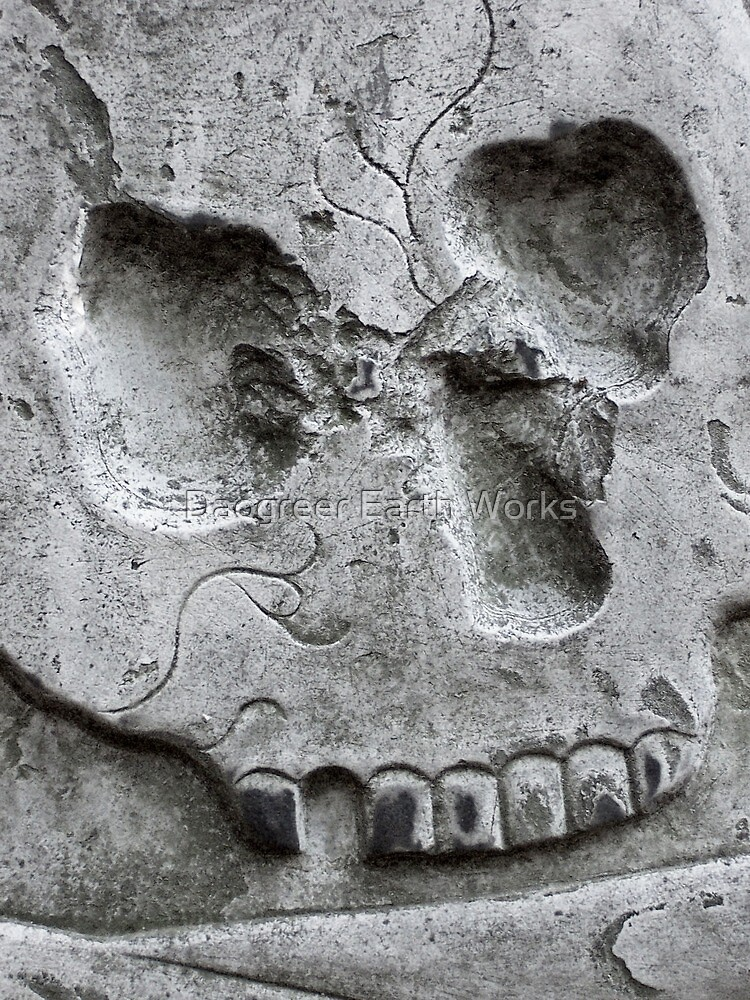 Stone Dentist by Daogreer Earth Works