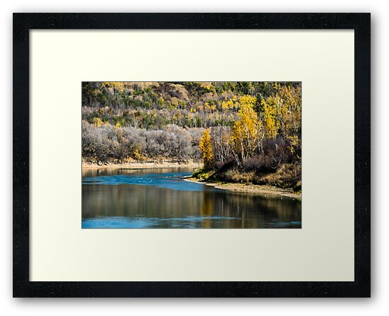 Autumn Changes by Randall Talbot