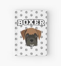 Boxer Love Hardcover Journal