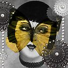 Butterfly Woman by mindydidit