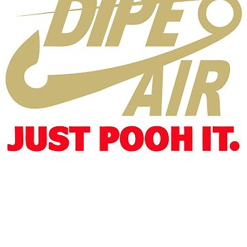 POPULAR MN779 Dipe Air Just Pooh It New Product by HadWeGo