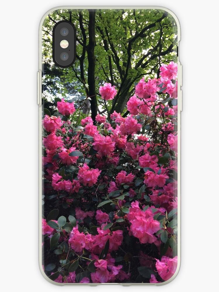 Pink flowers by Ellie-Things