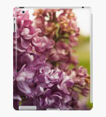 Lilac Bush iPad Case/Skin