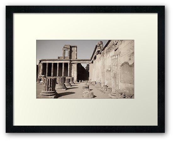 Basilica Excavations (Naples, Pompeii, Italy) by McMannDesign