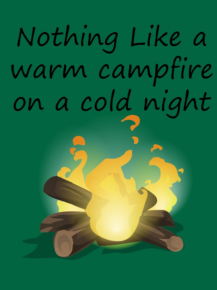Nothing Like a Warm Fire on a Cold Night by EmbrcngEclectic