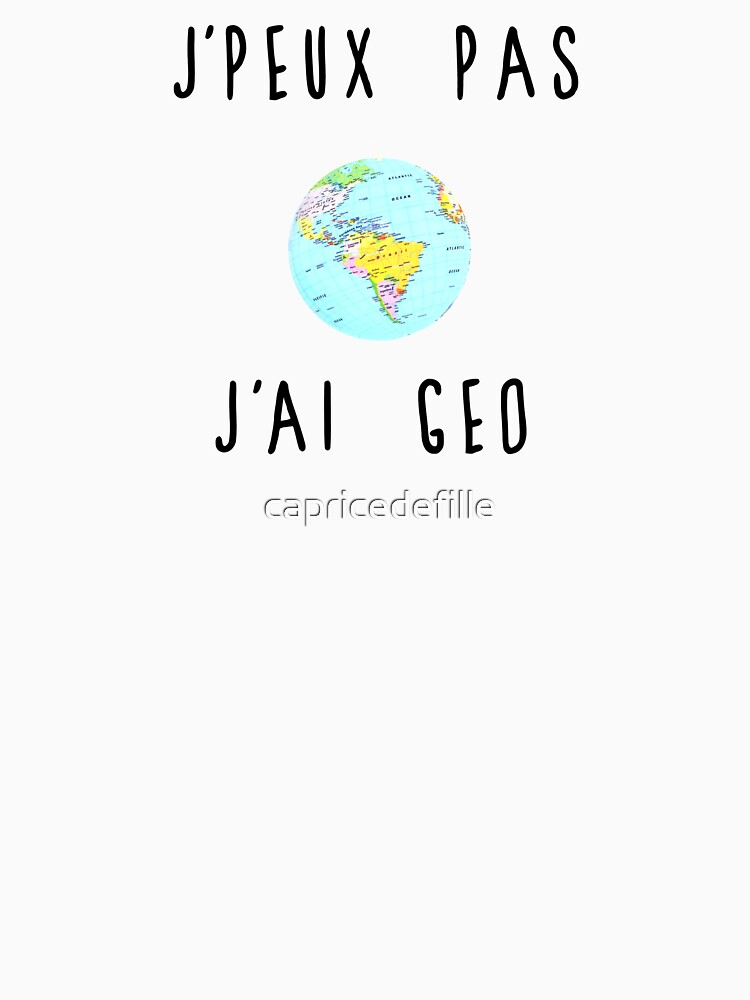 I can not have geo by capricedefille