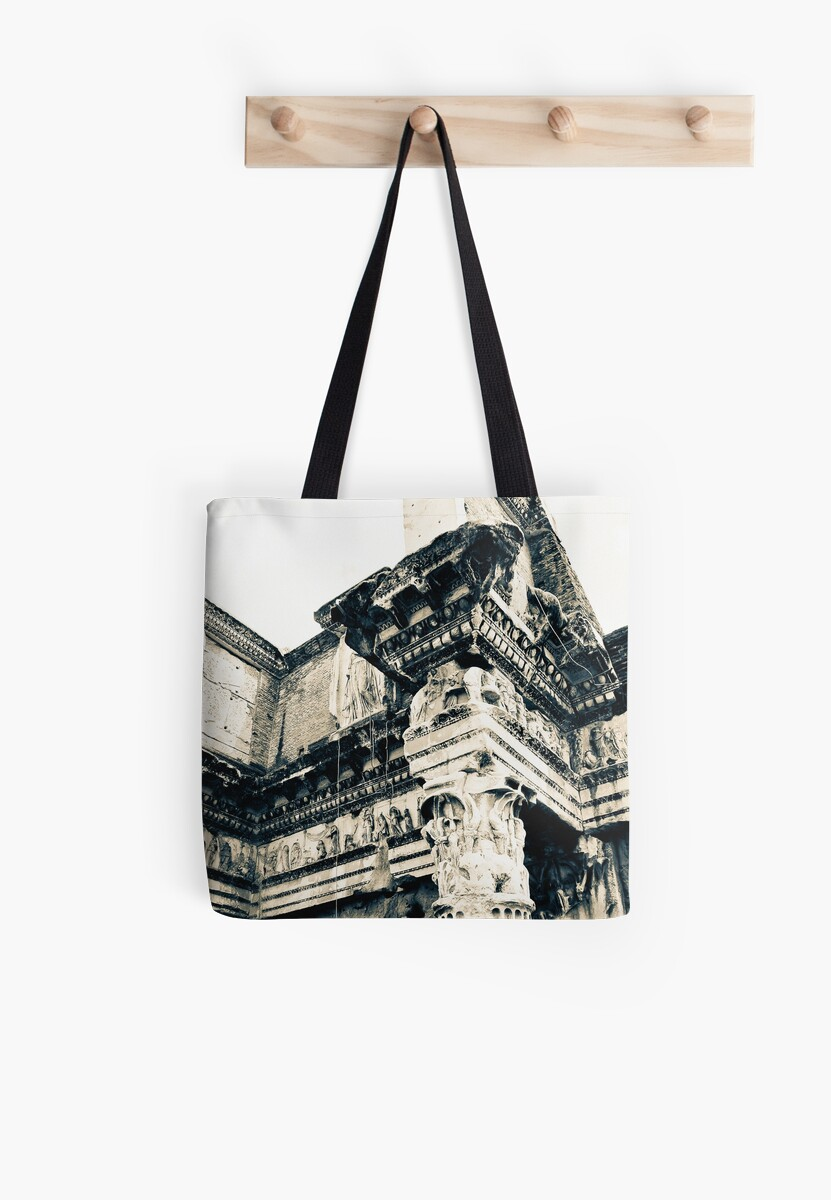 Ruins, Rome, Italy by McMannDesign