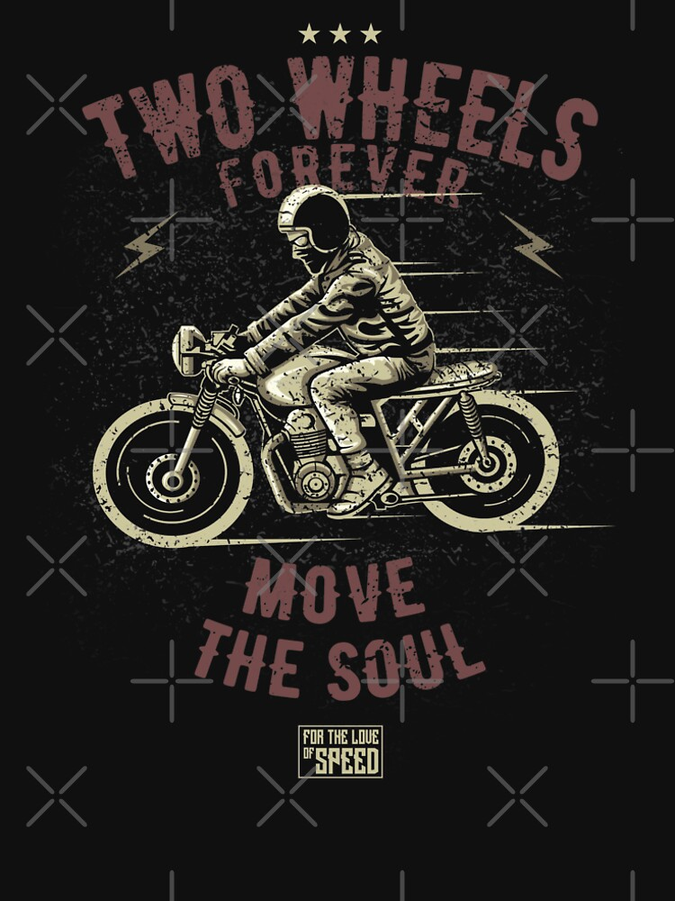 Two wheels forever by MDAM