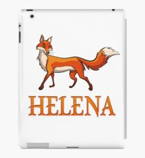 Helena Fox iPad Case/Skin
