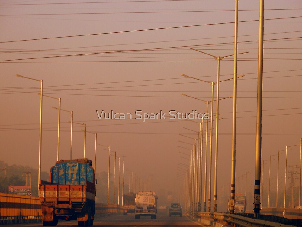 New Dawn by Vulcan Spark Studios