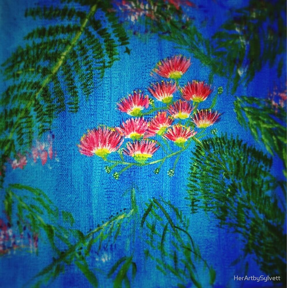 Mimosa by HerArtbySylvett
