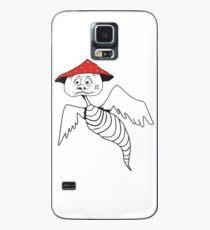 Death-cap mushroom bug Case/Skin for Samsung Galaxy