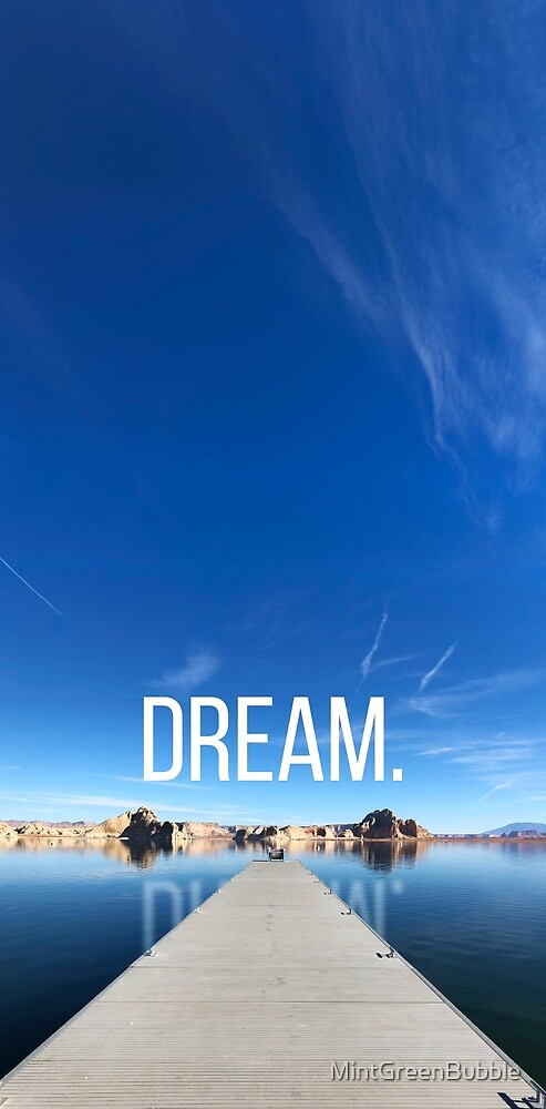Dream by MintGreenBubble