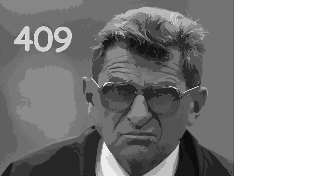 Joe Paterno 409 by wriz