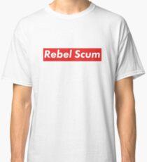Camiseta clásica Rebelde Supremo