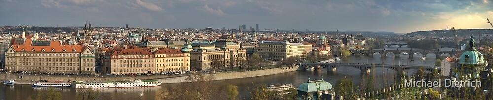Prague, Czech Republic by Michael Dietrich