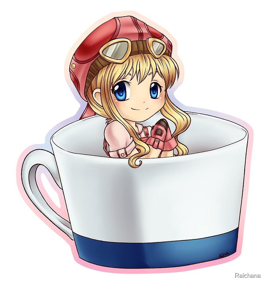 cup o' Tita by Raichana