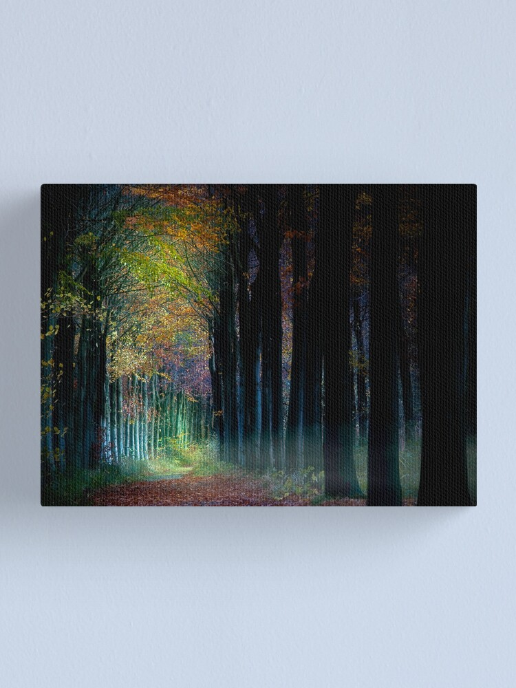Alternate view of Trees Canvas Print