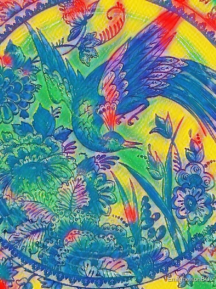 Bird dance by Emilynelson80