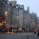 The Royal Mile by Stacey Vincent