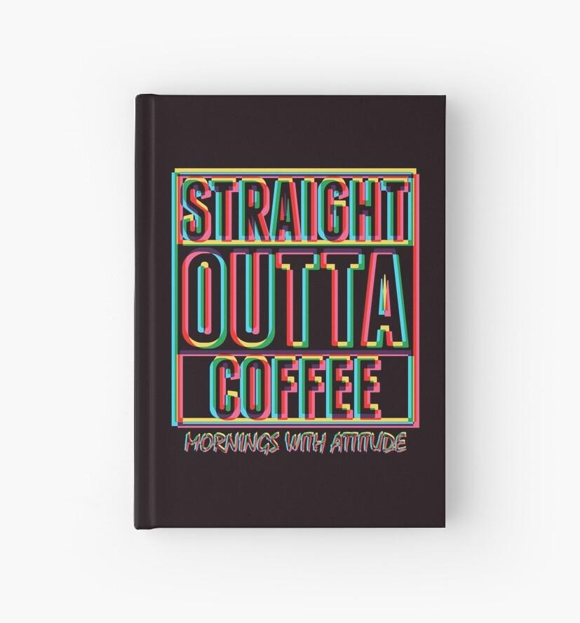 soft CMYK straight outta Coffee 2 (dark) by animinimal