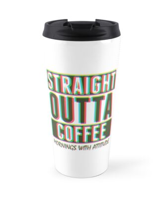 soft CMYK straight outta Coffee  by animinimal