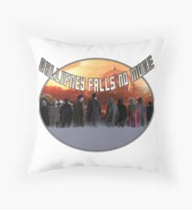 Gallifrey Throw Throw Pillow