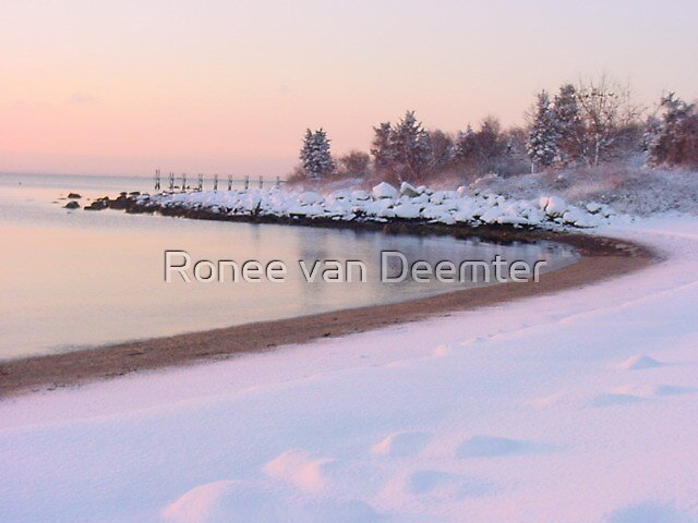 Calm at Christmas by Ronee van Deemter