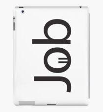 Freedom Isn't Free: WTC (Large Emblem - Black) iPad Case/Skin