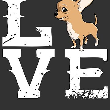 Chihuahua Lovers Animal Spirit Funny Gift Pet Lover Cartoon Illustrations T-Shirt Sweater Hoodie Iphone Samsung Phone Case Coffee Mug Tablet Case Gift by WilliamLucas89