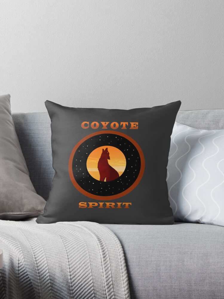 Coyote Spirit by Ginny Riker