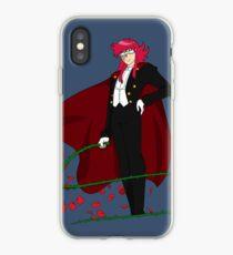 Tuxedo Kurama iPhone Case