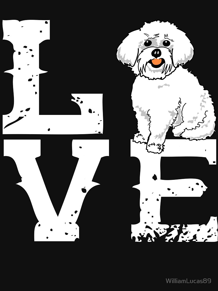 MALTESE Funny Dog Lover T-Shirt Sweater Hoodie Iphone Samsung Phone Case Coffee Mug Tablet Case Gift by WilliamLucas89